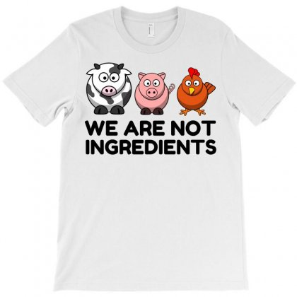Not Ingredients T-shirt Designed By Perfect Designers