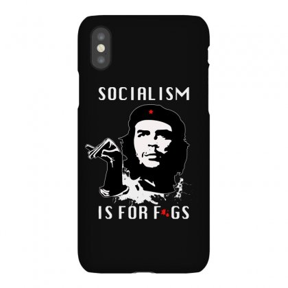 Socialism Is For F The Louder With Crowder Iphonex Case Designed By Balqis Tees