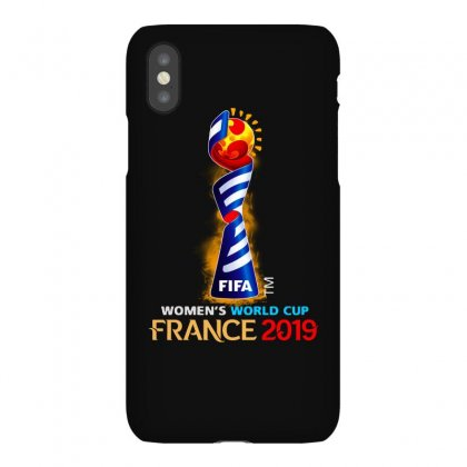 Women's World Cup Soccer 2019 Iphonex Case Designed By Balqis Tees