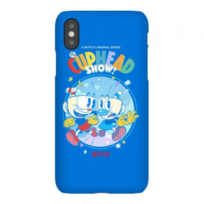 The Cuphead Show Iphonex Case Designed By Vanitty