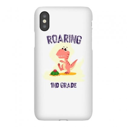 Back To School Dinosaurs Iphonex Case Designed By Akin