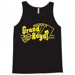 grand royal record label3 Tank Top | Artistshot