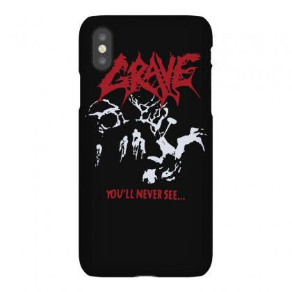 Grave You'll Never See Iphonex Case Designed By Funtee