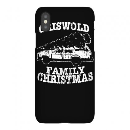 Griswold Family Christmas Iphonex Case Designed By Funtee