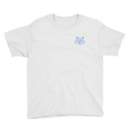 Cloudy Youth Tee Designed By Dana