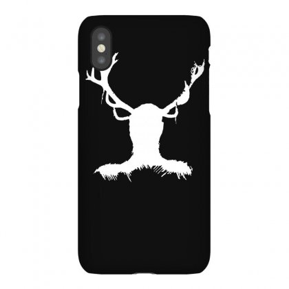 Hannibal   Stag Iphonex Case Designed By Funtee