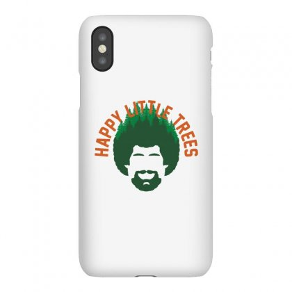 Happy Little Trees Iphonex Case Designed By Funtee