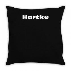 hartke Throw Pillow | Artistshot