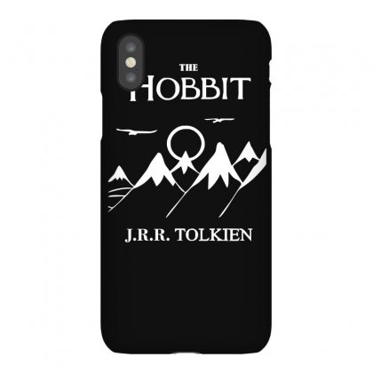 Hobbit, Lord Of The Rings, Iphonex Case Designed By Ismi