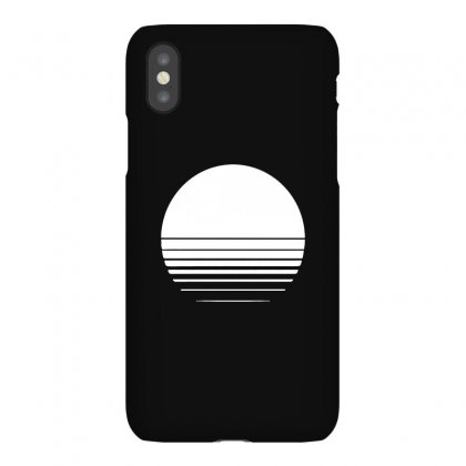 The Geometry Of Sunrise Iphonex Case Designed By Willo