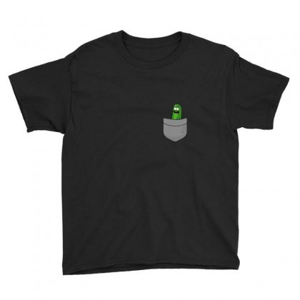 Pickle Pocket Youth Tee Designed By Balqis Tees