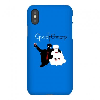 Ineffable Good Omens Iphonex Case Designed By Willo