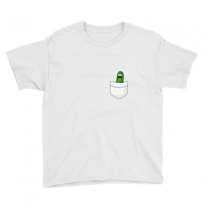 Pocket Pickle Youth Tee Designed By Balqis Tees