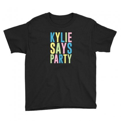 Kylie Minogue Youth Tee Designed By Willo