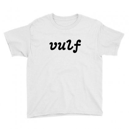 Vulf Youth Tee Designed By Willo
