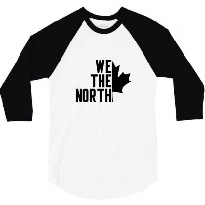 We The North 3/4 Sleeve Shirt Designed By Willo