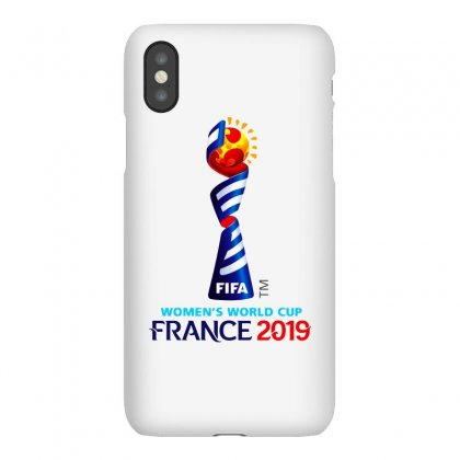 Women's World Cup 2019 Iphonex Case Designed By Balqis Tees
