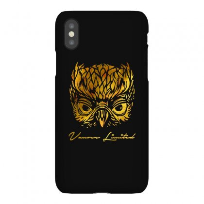 Vanoss Limited Golden Owl Iphonex Case Designed By Balqis Tees