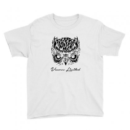 Vanoss Limited Edition Black Owl Youth Tee Designed By Balqis Tees