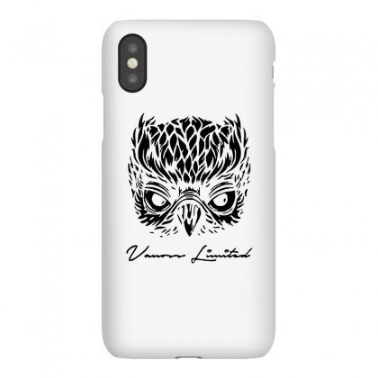Vanoss Limited Edition Black Owl Iphonex Case Designed By Balqis Tees