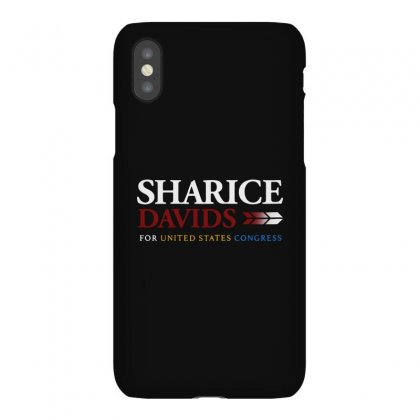 Sharice Davids For United States Congress Iphonex Case Designed By Balqis Tees