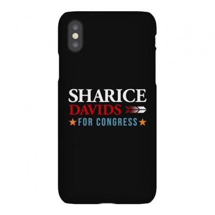 Sharice Davids For The  Congress Iphonex Case Designed By Balqis Tees