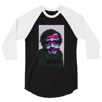 Woody 3/4 Sleeve Shirt Designed By Toxic Hot Sauce