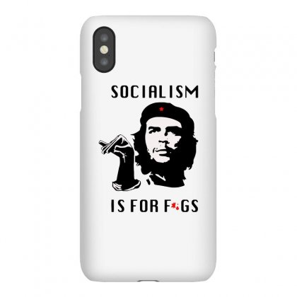 Socialism Is For F.gs Iphonex Case Designed By Balqis Tees