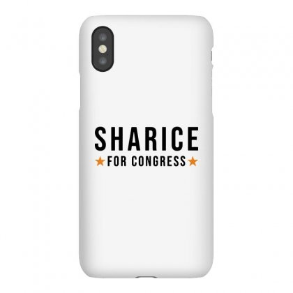 Sharice Davids Kansas For Congress Iphonex Case Designed By Balqis Tees