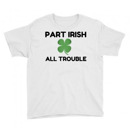 Part Irish Youth Tee Designed By Perfect Designers