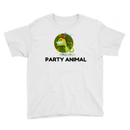 Party Animal Youth Tee Designed By Perfect Designers