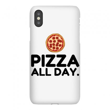 Pizza All Day Iphonex Case Designed By Perfect Designers