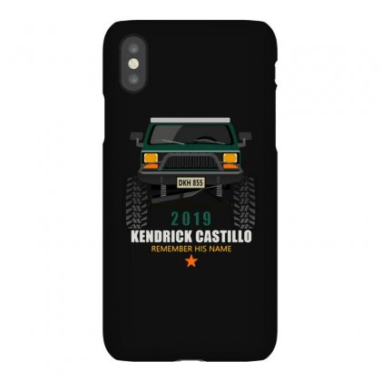 Kendrickcastillo 2019 Iphonex Case Designed By Balqis Tees