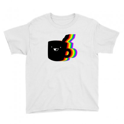 Drawfee  For Pride Youth Tee Designed By Balqis Tees