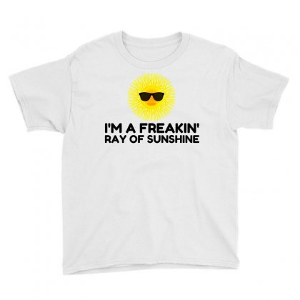 Ray Of Sunshine Youth Tee Designed By Perfect Designers