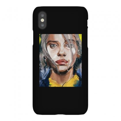 Billie Lover Eilish Iphonex Case Designed By Balqis Tees