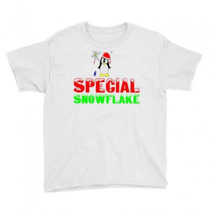 Special Snowflake Funny Youth Tee Designed By Perfect Designers