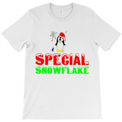 Special Snowflake Funny T-shirt Designed By Perfect Designers