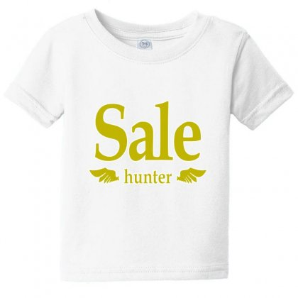 Sale Hunter Baby Tee Designed By Lotus Fashion Realm