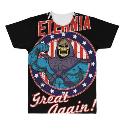 Make Eternia Great Again All Over Men's T-shirt Designed By Anrora