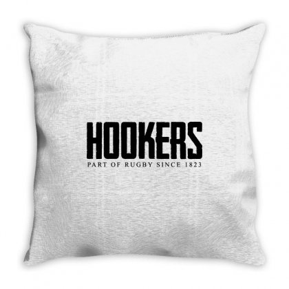 Hookers1 Throw Pillow Designed By Enjang