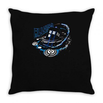 Allonsy Throw Pillow Designed By Achreart