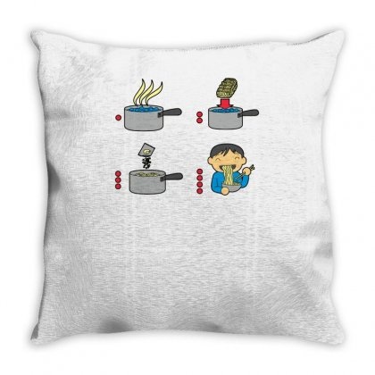 Almost Too Complicated Throw Pillow Designed By Achreart