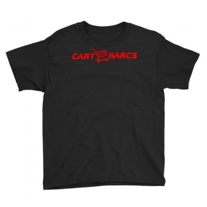 Cart Narcs Youth Tee Designed By Toweroflandrose