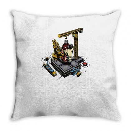 Alternative Energies Throw Pillow Designed By Achreart
