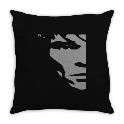 Ian Brown Stone Roses Throw Pillow Designed By Ismi