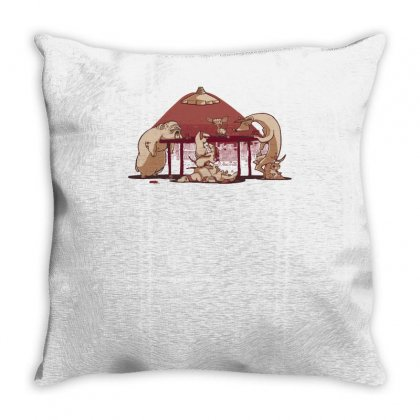 Amateur Night Throw Pillow Designed By Achreart