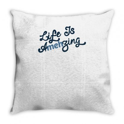 Amehzing Throw Pillow Designed By Achreart