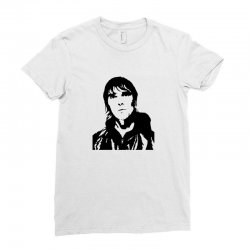 ian brown Ladies Fitted T-Shirt | Artistshot