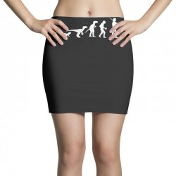 icke evolution Mini Skirts | Artistshot